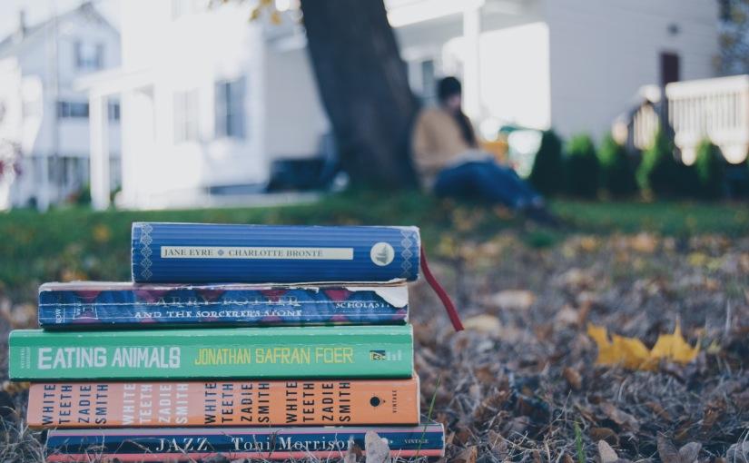 Practicing Gratitude: The 5 Books I'm Most GratefulFor